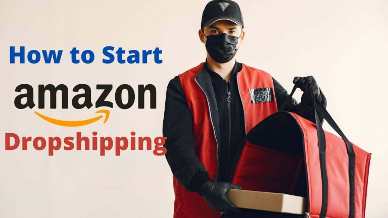 how to start amazon dropshipping business
